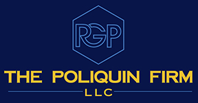 Ron Poliquin Firm - Delaware Employment Attorney website logo